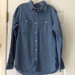Mountain Hard Wear Men's Work Shirt Sz Med